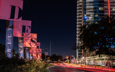 Why the Trinity Strand Trail is Important to the Design District